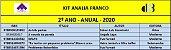 KIT ANALIA FRANCO - 2º ANO - ANUAL 2020 - Imagem 1