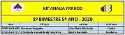 KIT ANALIA FRANCO - 5º ANO - 1º BIMESTRE 2020 - Imagem 1