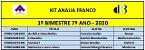 KIT ANALIA FRANCO - 7º ANO - 1º BIMESTRE 2020 - Imagem 1