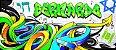 Kit Identidade Visual - Painel personalizado e pista de danca - Imagem 3