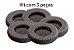 Protetor Auricular em Espuma para Headset Felitron Stile Top Due series - Kit com 5 peças - Imagem 1