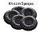 Protetor Auricular em Couro para Headset Felitron Epko series e Stile series - Kit com 5 peças - Imagem 1