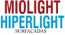 MIOLIGHT / HIPERLIGHT | TRIVEX | VISÃO SIMPLES SURFAÇADAS | +8.00 ATÉ -10.00 CIL -4.00 - Imagem 1