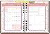 Miolo Digital Nova Planner Permanente Floral - Imagem 2