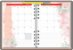 Miolo Digital Planner Semanal Vertical Exato 2020 - Imagem 2