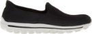 MENS SKECHERS GO WALK 2  - BLACK/GRAY - Imagem 6