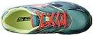 SKECHERS GO RUN 4 13995 - AQUA/PURPLE - Imagem 5