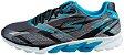 MENS SKECHERS GO RUN 4 53995 - BLACK/BLUE - Imagem 6