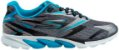 MENS SKECHERS GO RUN 4 53995 - BLACK/BLUE - Imagem 2