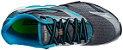 MENS SKECHERS GO RUN 4 53995 - BLACK/BLUE - Imagem 5