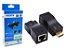 EXTENSOR/ADAPTADOR HDMI  VIA 1 CABO  DE REDE RJ45  CAT5E/6 - Imagem 2