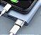 ADAPTADOR CONVERSOR USB MACHO PARA TYPE-C FÊMEA - Imagem 2