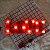 LUMINARIA LED LOVE DOTS DECOR LL ELGIN - Imagem 2