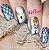 Películas ou Adesivos decorados para unhas  Cinderela - Imagem 1