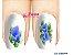 Películas de unha (SerieLP) - Orquídea Azul - Imagem 1