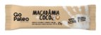 Go Paleo - Barras Nuts Macadâmia + Coco - Display com 12 unidades - Imagem 2