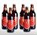 Caixa Irish Red Cerveja Artesanal Altezza - 6 un - Imagem 1