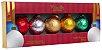 Estojo Bolas de Natal 85g - Imagem 1