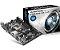 Placa-Mãe ASRock p/ Intel LGA 1150 mATX H81M-HG4 D-Sub, HDMI, 2 x USB 3.0 - Imagem 1