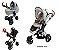 Combo 3 Tec Carrinho Bebê Conforto e Moisés ABC Design - Imagem 3