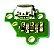 Conector de Carga Moto G3 - Imagem 1