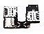 Slot Sim Card Chip Moto G3 Xt1543 Xt1544 G3 - Imagem 1