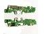 Conector De Carga Com Microfone Moto G5 Xt1672 Xt1676 Placa - Imagem 1