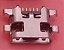 Conector De Carga Lg K11+ K11 X410 - Imagem 1