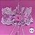 Coleira Glamu Pet com Detalhes em Flores e Pérolas - Imagem 6