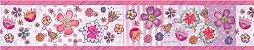 Faixa Infantil de Flores - Imagem 1