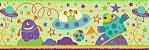 Faixa Infantil Disco Voador e ET - Imagem 1