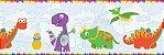 Faixa Infantil Dinossauro - Imagem 1