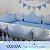 Enxoval Coroa Azul Claro - 11 peças - Imagem 1