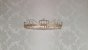 Combo Dossel Arabesco de Coroa Dourado + Mosquiteiro de Tule com Guipir - Imagem 2