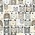 Papel de Parede Dwell Studio Baby Kids DW2432 Urso - Imagem 1