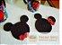 Conjunto Porta Copos Mickey & Minnie-4 pçcs - Imagem 2