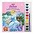 Livro Para Colorir Princesa Cinderela DCL - Imagem 1