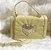 Bolsa de Couro legítimo  / cor: AMARELO /   inspiration  Dolce & Gabbana - 100% couro / Feita no Brasil  - Imagem 1