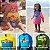 Blusa UV Infantil Authentic 4 Anos Starfish - ProLife - Imagem 3