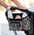 Bolsa Organizadora On the Go Stroller Organizer Zebra - Skip Hop - Imagem 2