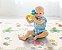 Tapete portátil Bichos Alegre - Girotondo Baby - Imagem 3