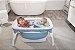 Banheira de Plástico Média Rosa - Baby Pil - Imagem 5