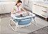 Banheira de Plástico Média Azul - Baby Pil - Imagem 5