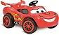 Mini Carro Relâmpago Mcqueen Cars Pedal - Bandeirante - Imagem 1