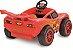 Mini Carro Relâmpago Mcqueen Cars Pedal - Bandeirante - Imagem 2