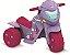 Moto Elétrica Banmoto G2 Lilás - Bandeirante - Imagem 1