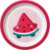 Pratinho Frutti Melancia - Buba - Imagem 1