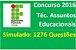 1276 Questões, simulado; Tec Assuntos Educacionais IFCE 2016 - Imagem 1