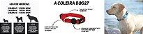 COLEIRA PARA CACHORROS DOG27 SKYLINE - TAMANHO P - Imagem 3