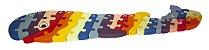 Quebra Cabeça Baleia com Alfabeto e Números - 1 a 26 - Imagem 4